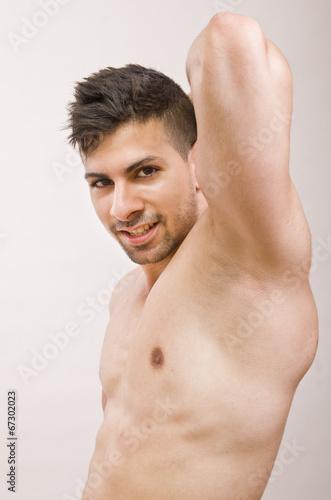 Shaved armpit pics