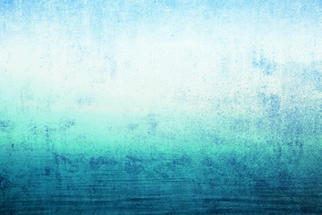 Grunge abstract ocean seascape