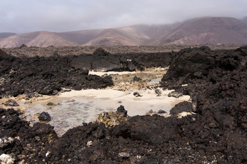 Orzola, Lanzarote - Isole Canarie, Spagna