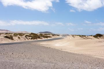 Playa de Famara, Lanzarote - Isole Canarie, Spagna