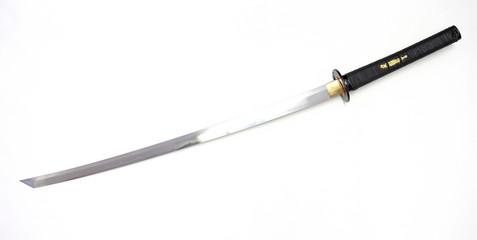 Japanese traditional samurai sword