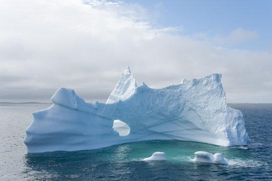 Eisberg, Grönland