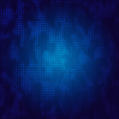vector background with space