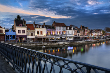 Quartier Saint-Leu Amiens