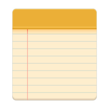Blank Notebook Icon