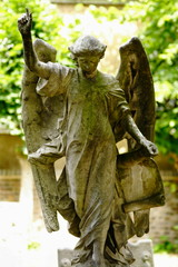 Grave Stone Angel