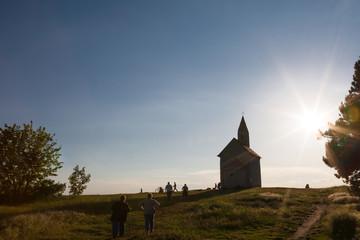 Journey of pilgrims