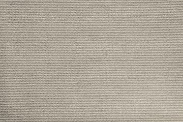 textile texture of striped fabric beige color