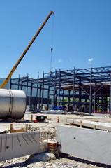 chantier-construction métalliques