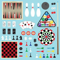 Games clipart