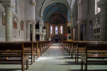 Eglise Saint Georges de Bétaille