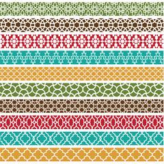 Moroccan BVorder Patterns