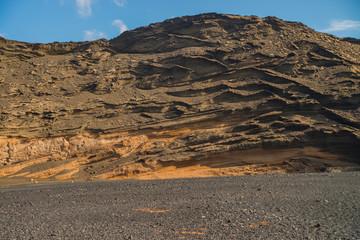 Lagune el Golfo Lanzarote