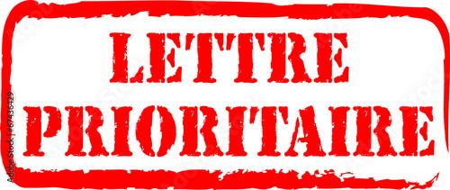 lettre urgente tampon lettre prioritaire