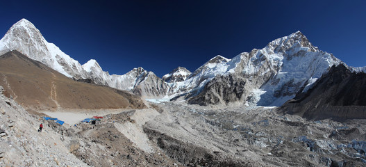 Mount Everest, Lhotse