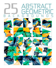 Mega colleciton of futuristic backgrounds