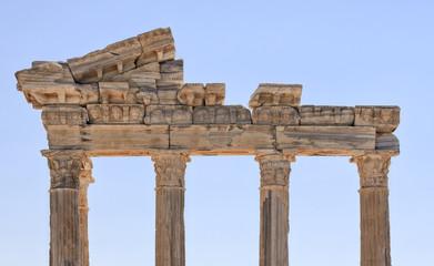 Ruins of Side