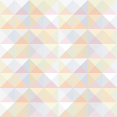 Colorful triangle background16