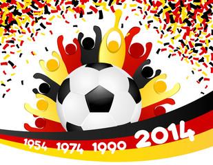 Weltmeister 2014 Deutschland