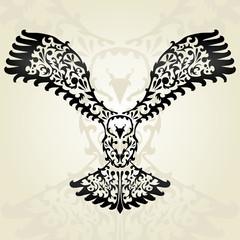 decorative eagle
