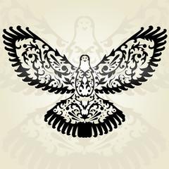 decorative dove