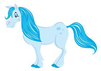 bajkowy koń