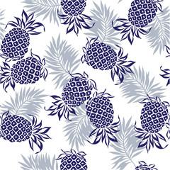 パイナップルのパターン