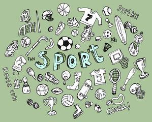 Doodle sports