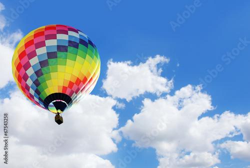 heissluftballon stockfotos und lizenzfreie bilder auf bild 67543258. Black Bedroom Furniture Sets. Home Design Ideas