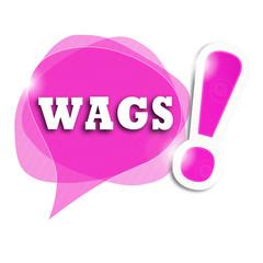 bulles trio : wags