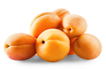 Wall Mural - apricots