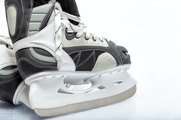 Hockey ice skate