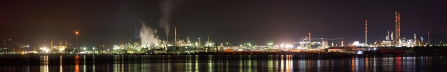 Raffinerie di Augusta Sicilia