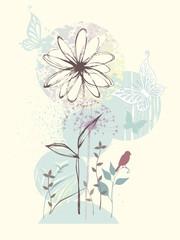 Floral Design Circles