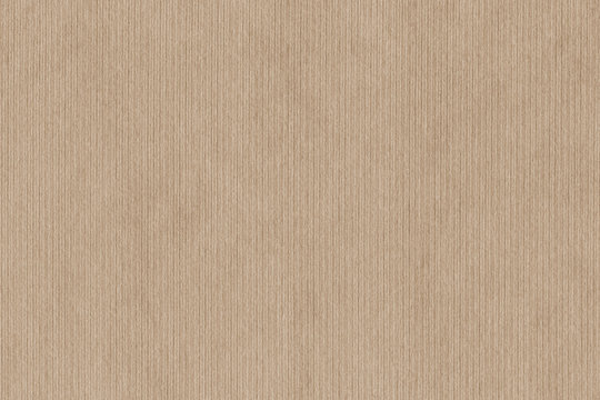 Old Recycle Striped Brown Paper Coarse Grunge Texture