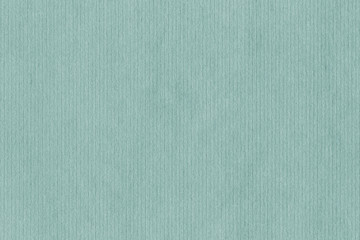 Old Recycle Striped Emerald Blue Paper Coarse Grunge Texture