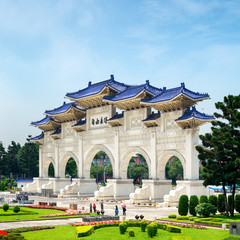National Chiang Kai-shek Memorial, Taipei - Taiwan