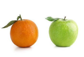 Apple and Orange difference