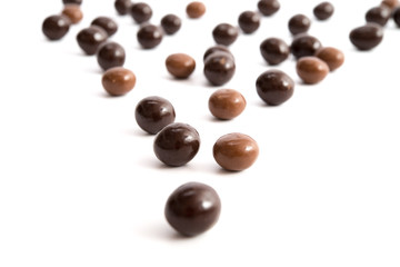 Schokoladendragees