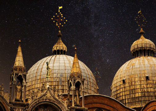 Cathedral of San Marco, Venice.