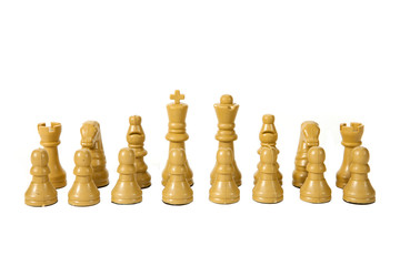 Pawns and Kings