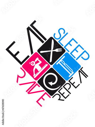 dj logo design eat sleep rave repeat stock photo and royalty free rh fotolia com dj logo design free dj logo design free