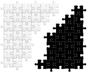 puzzle noir / blanc