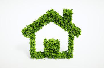 ecology independent home symbol
