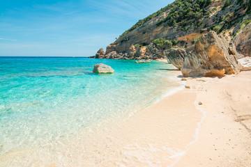 Cala Mariolu coast
