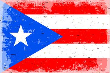 flag puerto rico