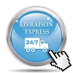 LIVRAISON EXPRESS ICON