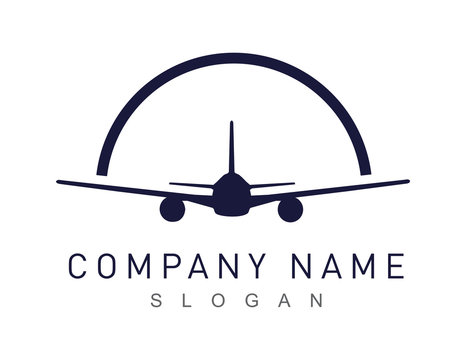 Airplane logotype