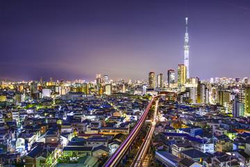 Staande foto Tokyo Tokyo Japan at Sumida