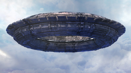 UFO CGI